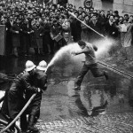 1961.Beograd,PROTEST PROTIV UBISTVA PATRISA LUMUMBE