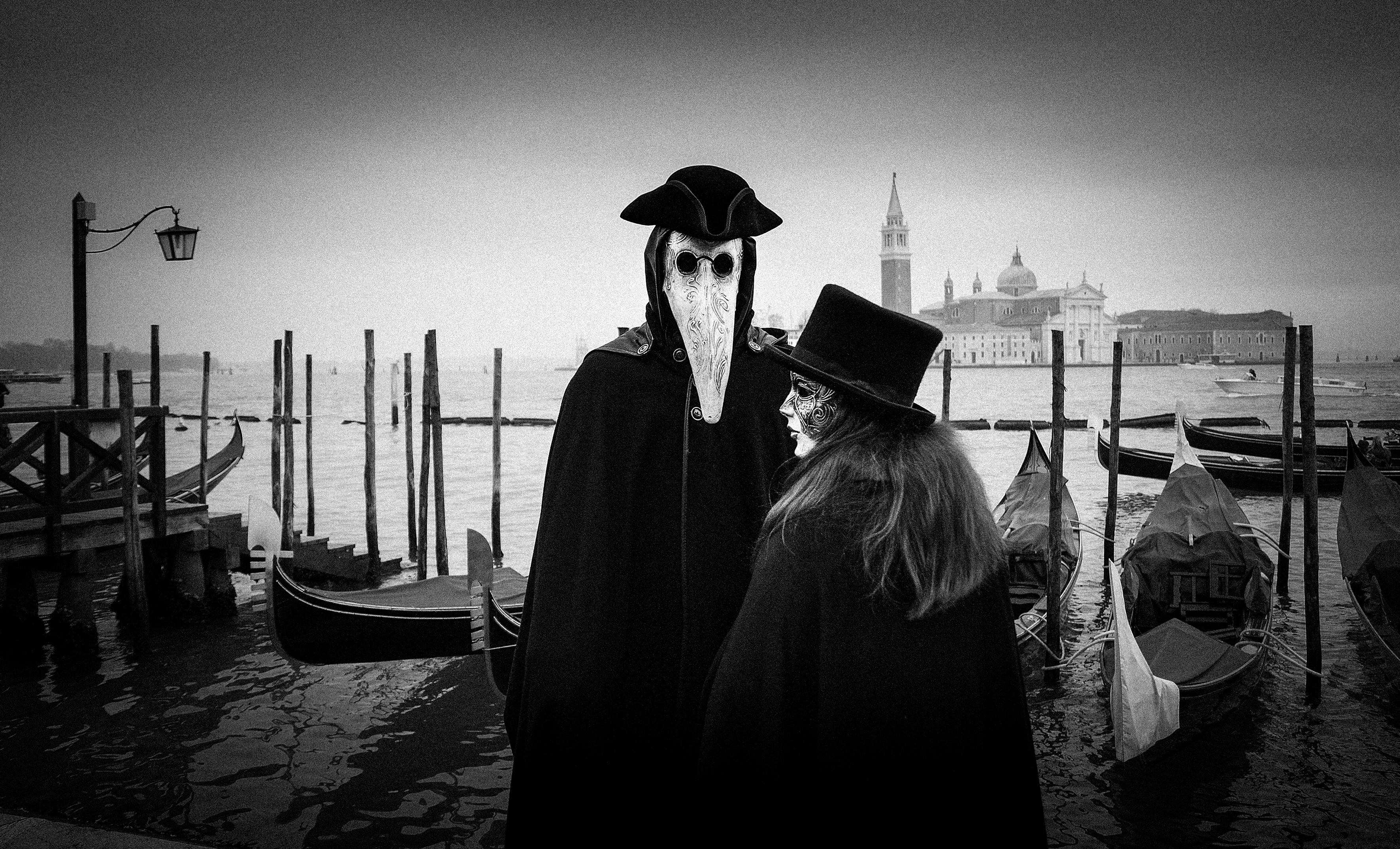 Venecija – Karneval – BRANISLAV GOLUB