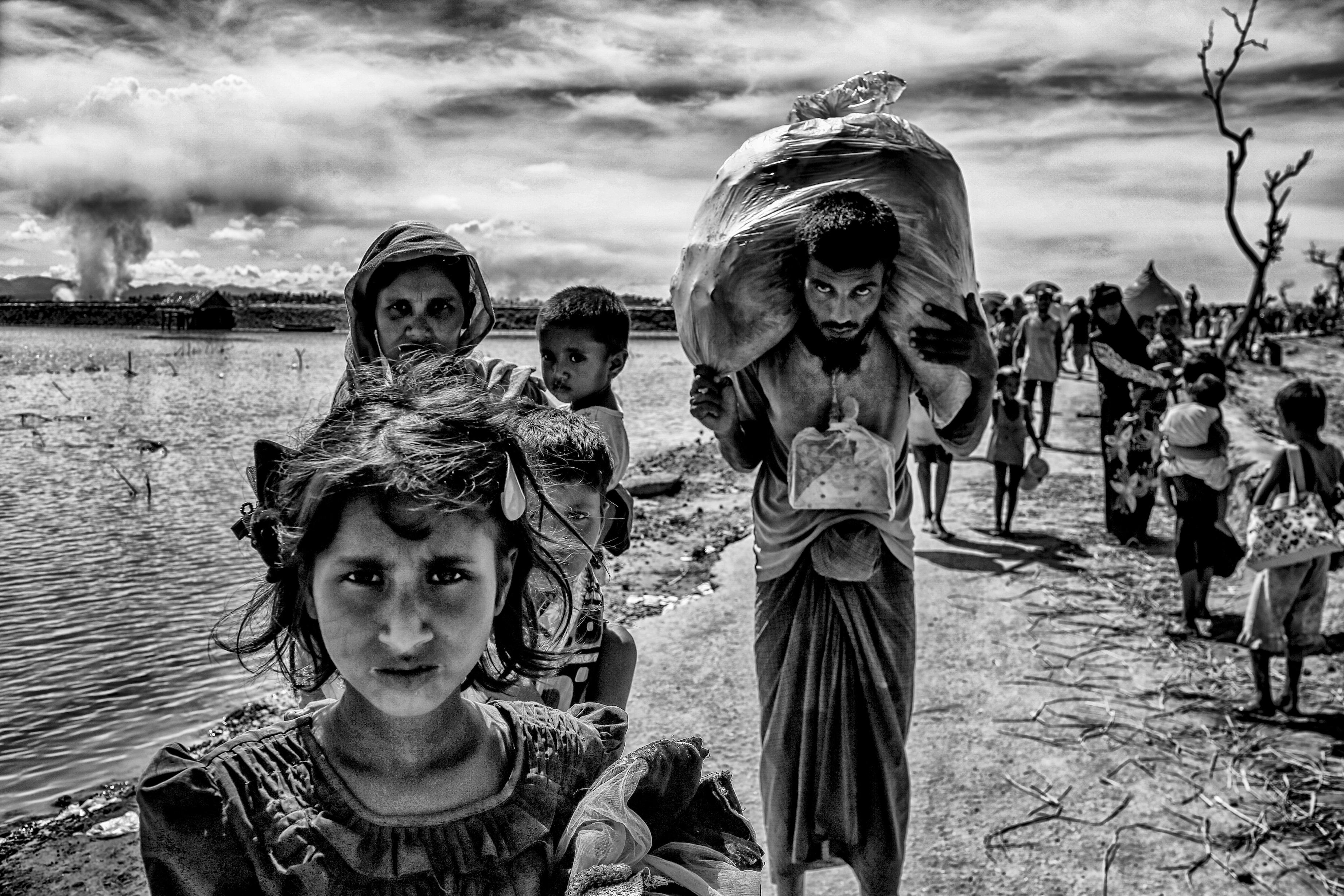 I am Rohingya – MOHAMMAD RAKIBUL HASAN