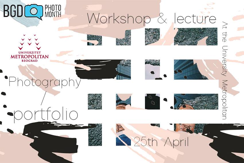Talk and Workshop in Serbian – Photography Portfolio