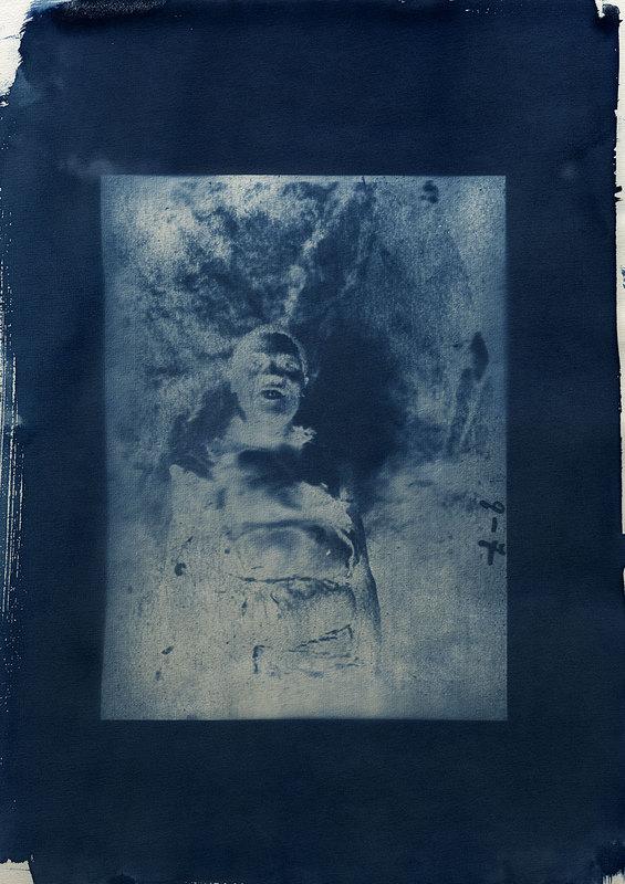 Congo Blue / Verena Andrea Prenner