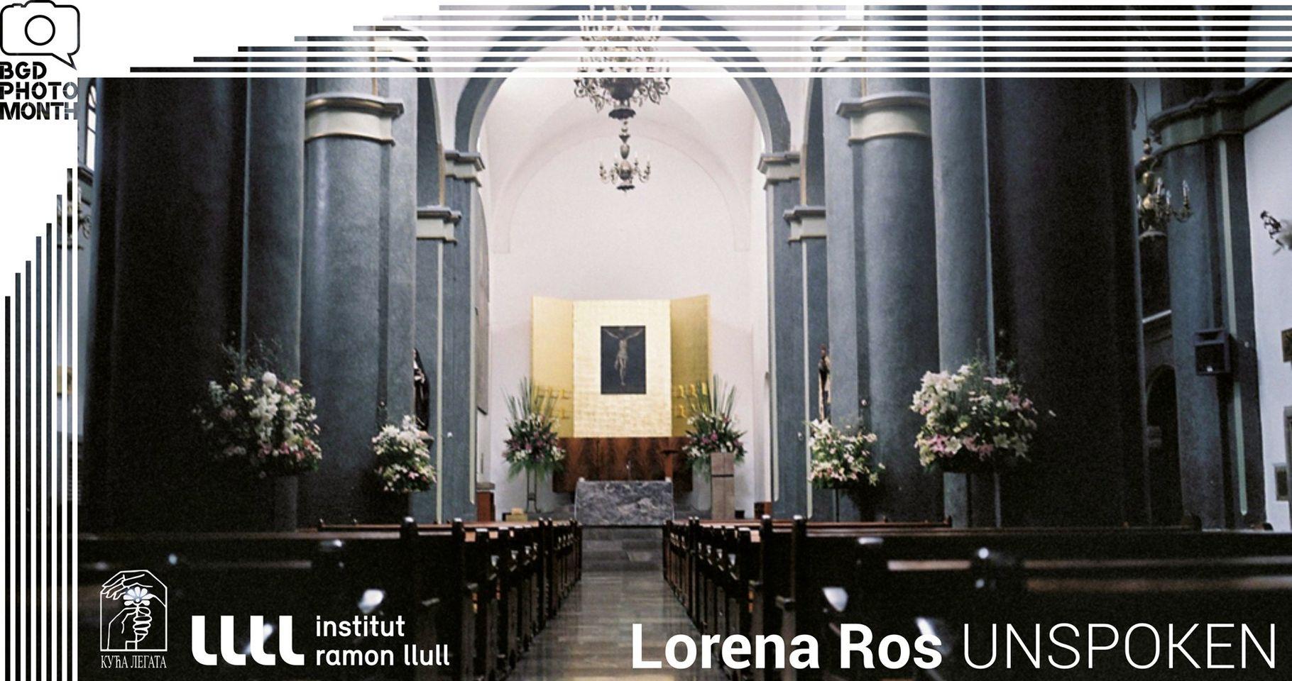 Unspoken – Lorena Ros